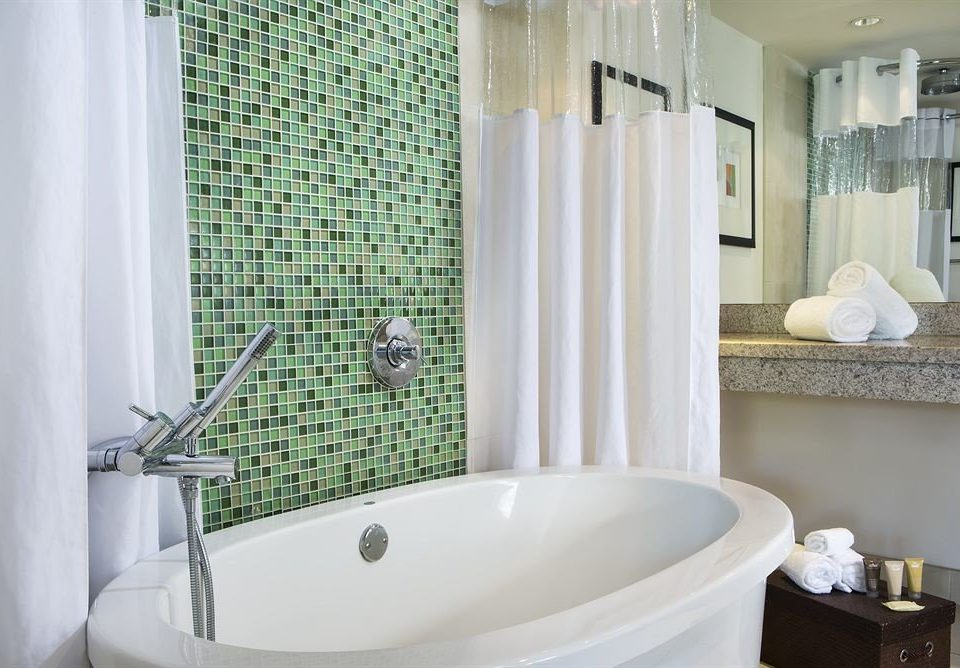 Bath Classic bathroom sink mirror property bathtub vessel white plumbing fixture tub bidet flooring toilet tile tiled
