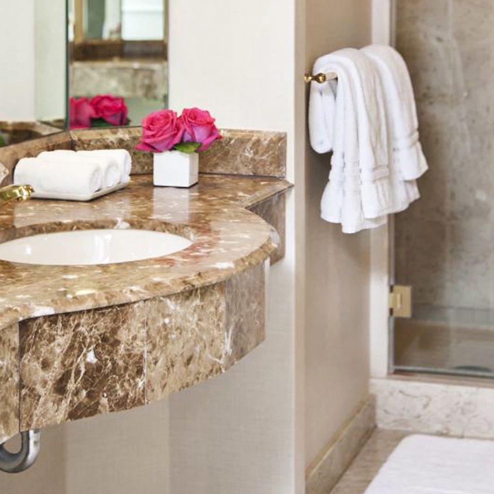 Bath Classic countertop bathroom sink material flooring tub stone