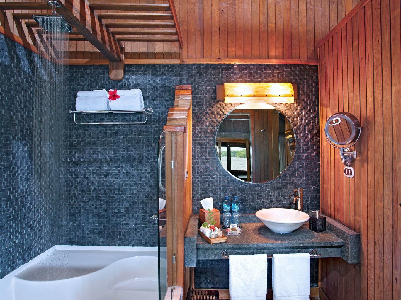 Bath Elegant Luxury Modern house property home cottage log cabin bathroom wooden sink swimming pool toilet