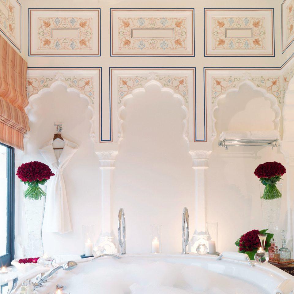Bath Elegant Luxury Resort sink