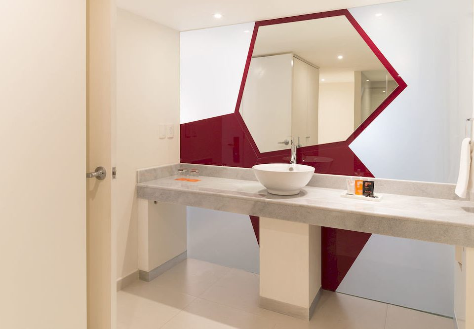 Bath Hip bathroom sink white office
