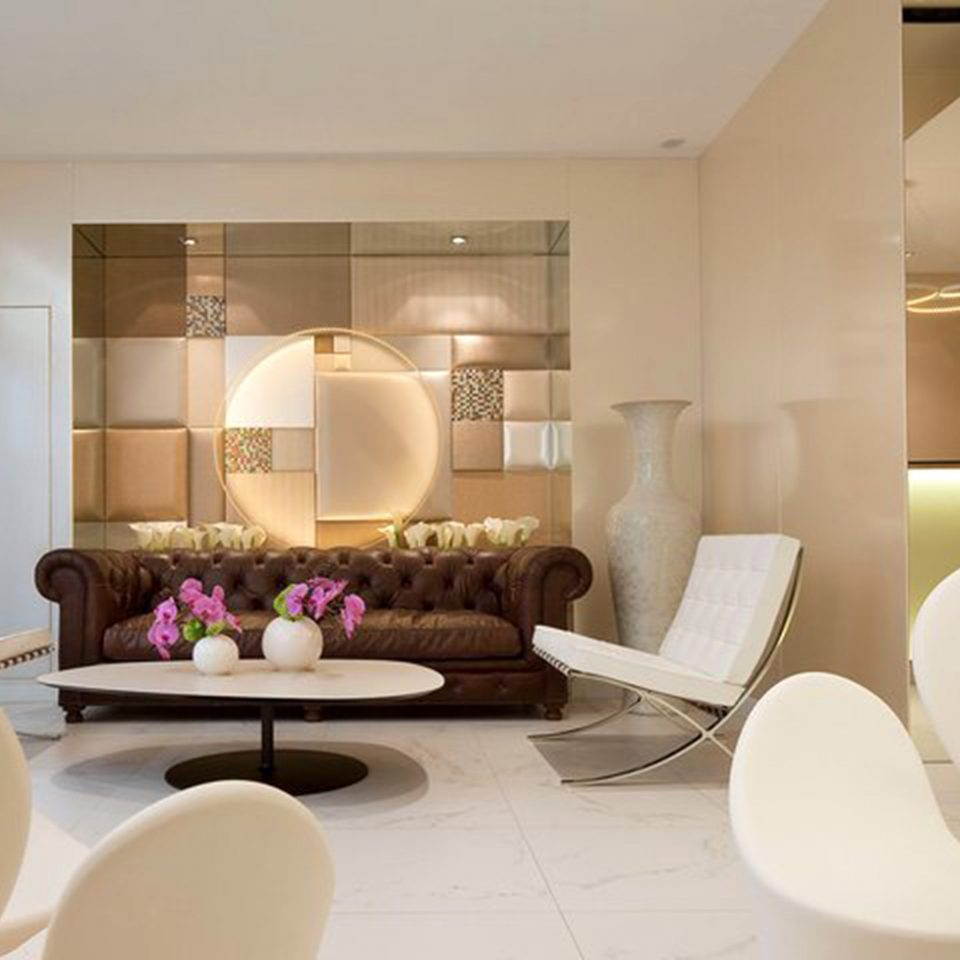 Hip Lounge Luxury Modern property living room Suite home condominium Bath dining table