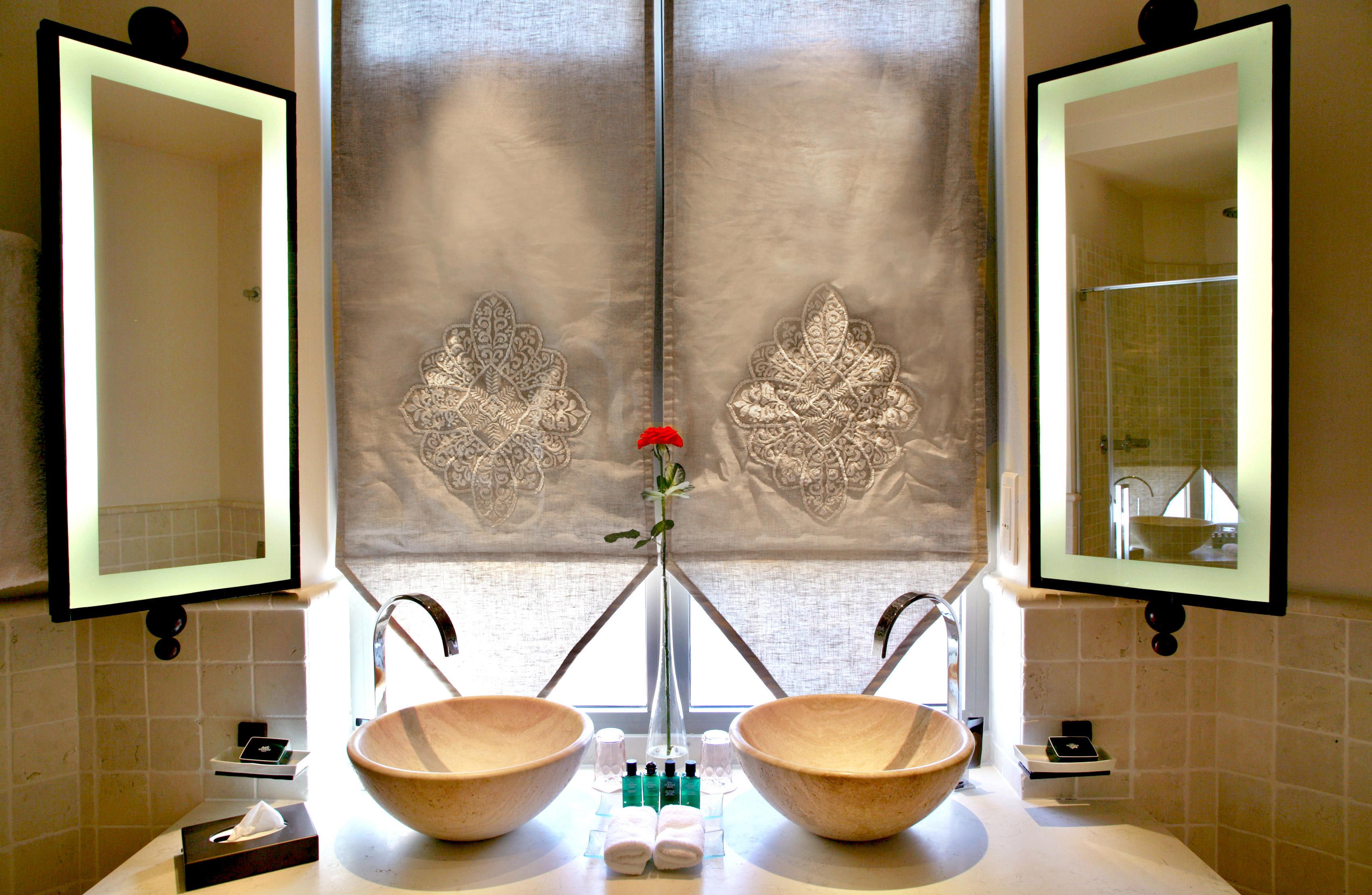 Bath Hip Luxury Modern bathroom home lighting plumbing fixture flooring tile