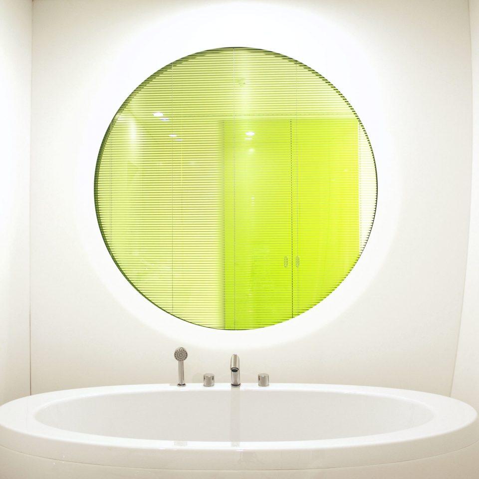 Bath Hip Modern bathroom toilet lighting plumbing fixture white sink bidet circle