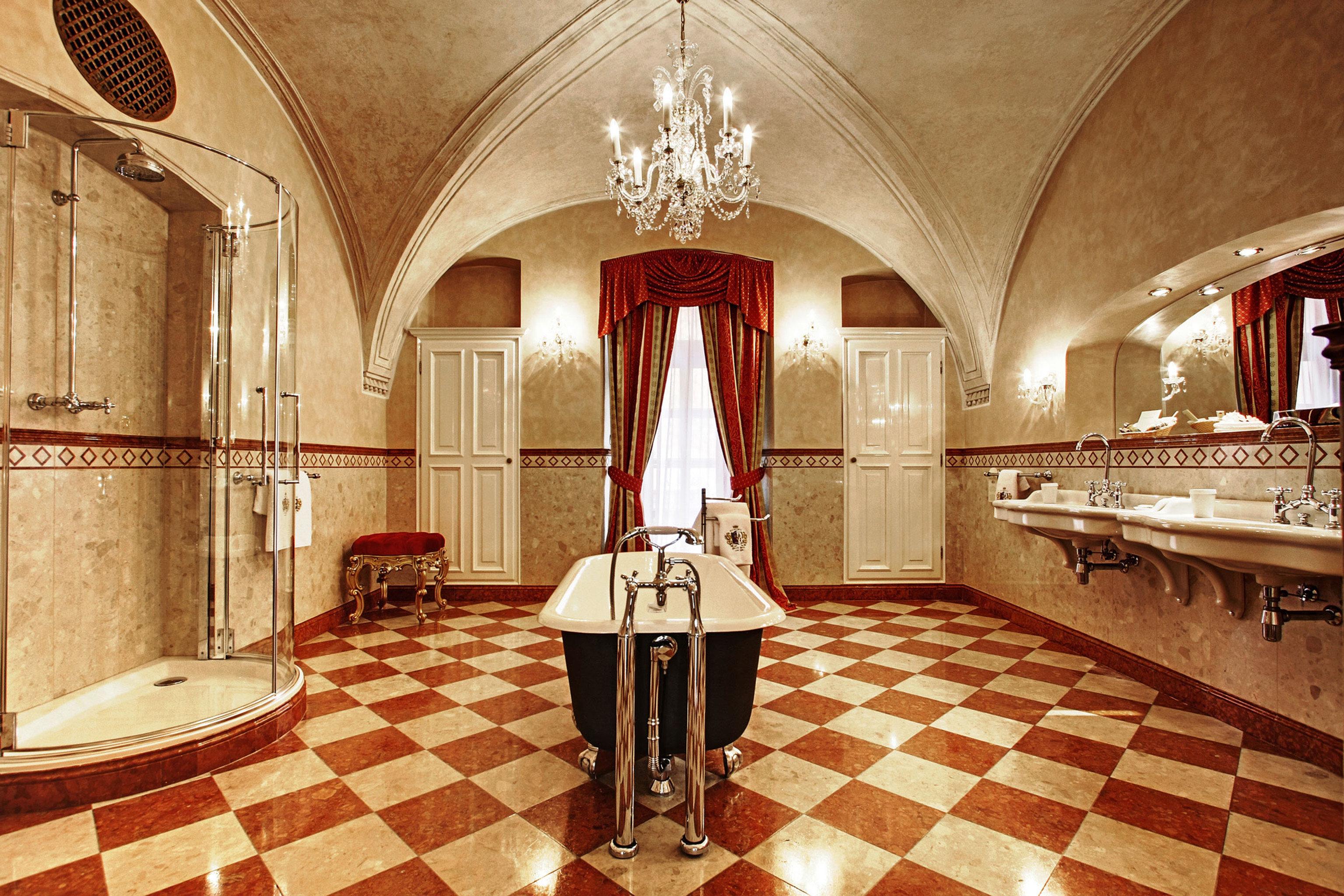 Bath Historic Luxury building Lobby rug mansion palace hall chapel synagogue flooring tile tiled