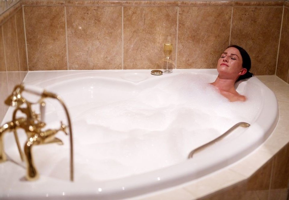 swimming pool bathtub vessel jacuzzi white plumbing fixture sink toilet Hot tub bathroom Bath water basin tiled