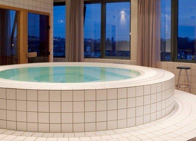 swimming pool tub jacuzzi leisure centre Hot tub bathtub Bath tiled tile