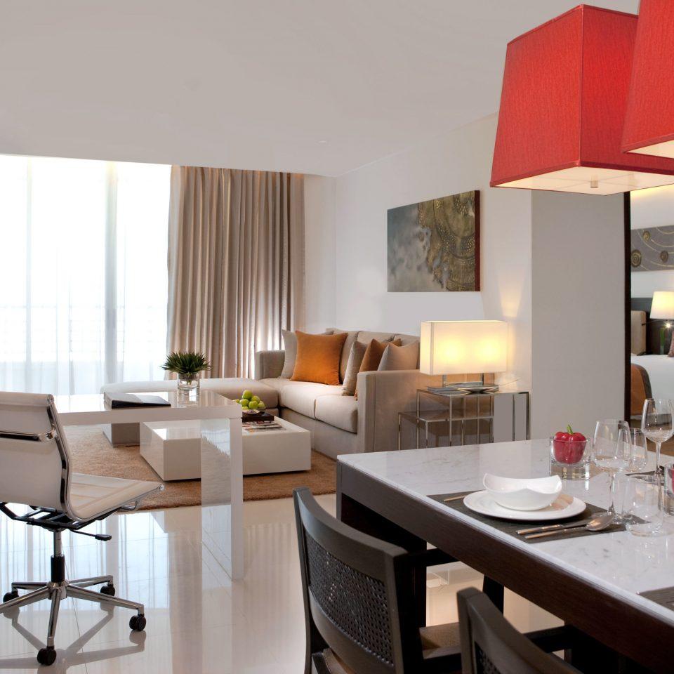 Bath Modern Spa property Suite home condominium living room Villa Island