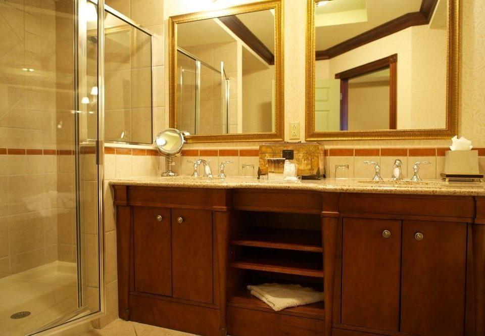cabinet bathroom property sink cabinetry countertop Kitchen hardwood cuisine classique home shower Bath