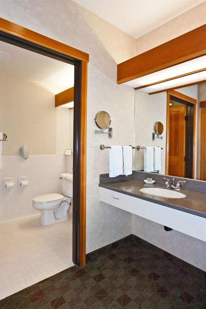 Bath Lodge bathroom property sink mirror home Suite hardwood cottage flooring
