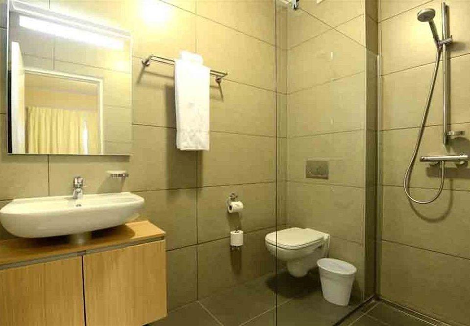 Bath Luxury bathroom sink plumbing fixture toilet public toilet flooring public