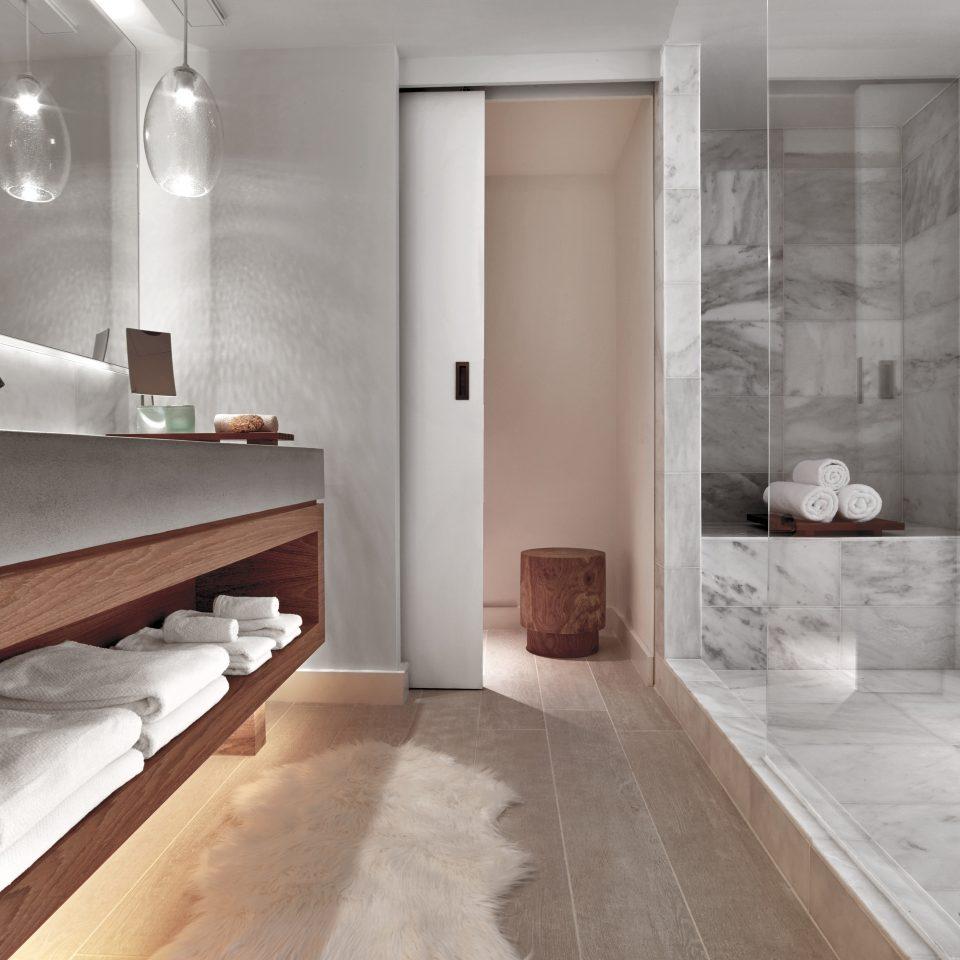 Bath Luxury Modern property bathroom flooring home tile loft professional