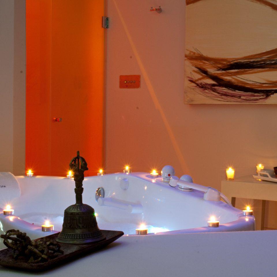 Bath Luxury Romantic light lighting