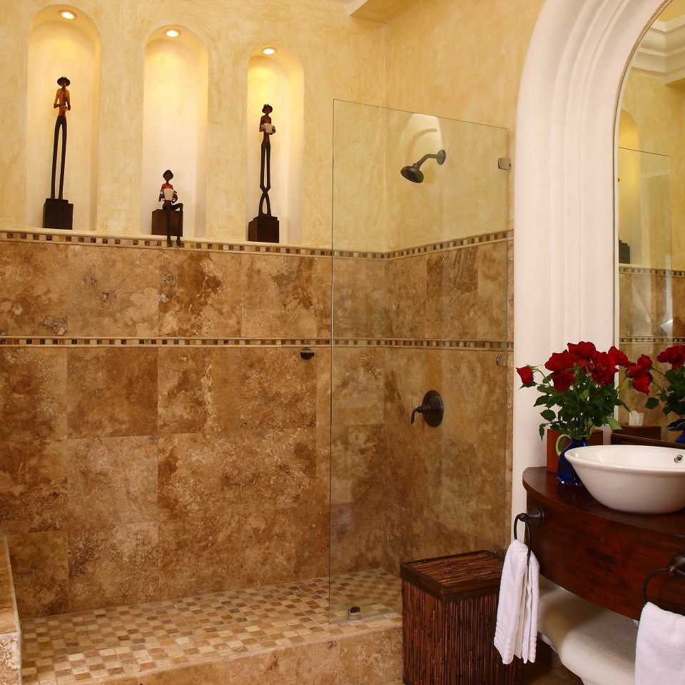 Bath Luxury bathroom property home Suite flooring cottage