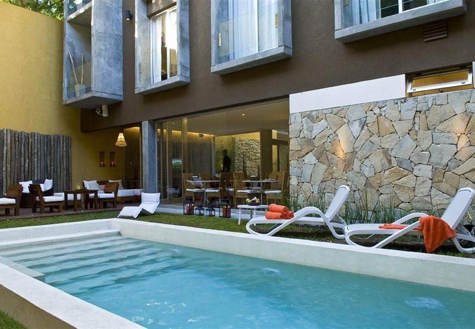 swimming pool property leisure condominium Villa Pool Resort home mansion backyard swimming Bath