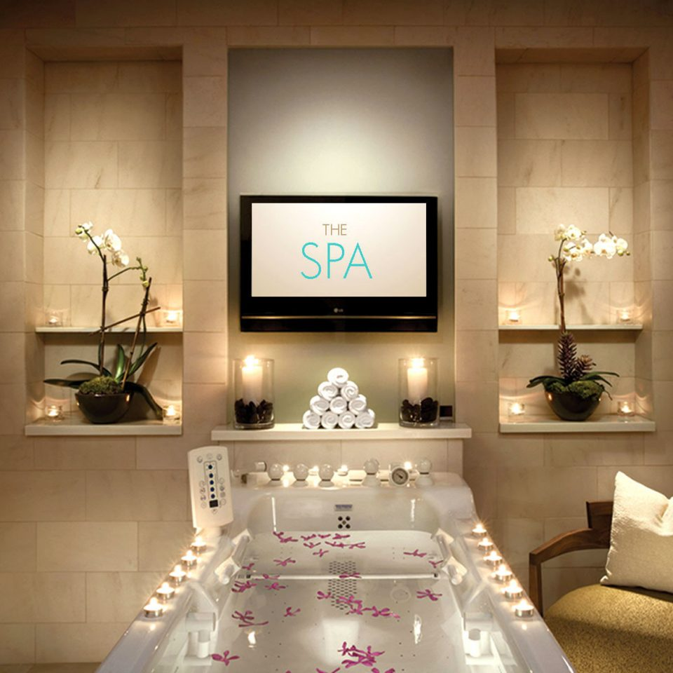 Bath Romantic Spa living room home lighting
