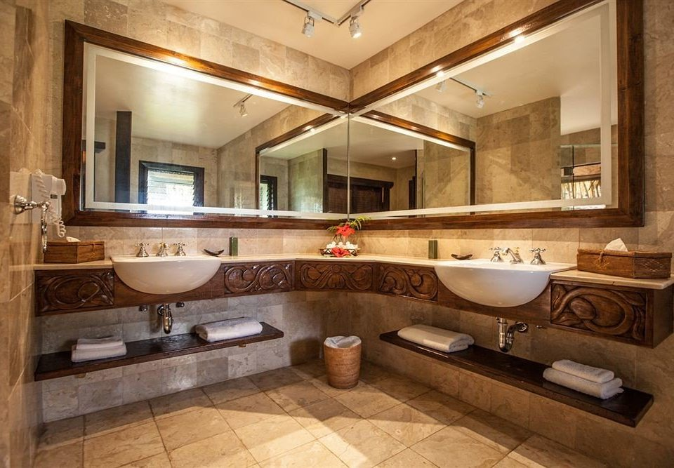 bathroom sink property home mansion cabinetry Suite countertop counter tub Bath tile stone tiled bathtub