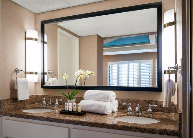 property living room home bathroom sink Suite counter Bath