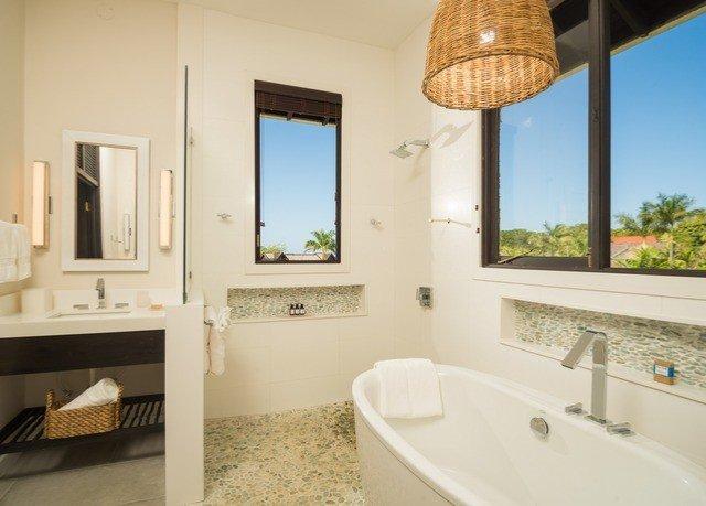 bathroom property sink home cottage Villa Suite vessel tub bathtub Bath