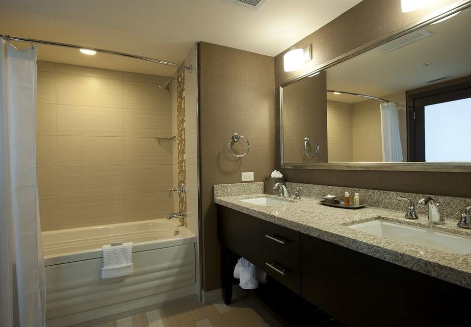 Bath Waterfront bathroom mirror property sink home Suite cabinetry