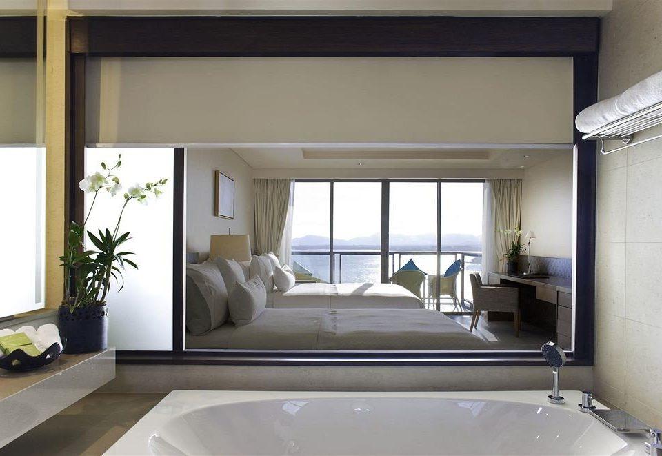 bathroom sink property mirror home house living room condominium daylighting Villa tub bathtub Bath