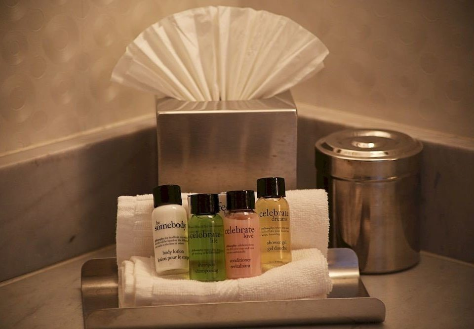 Bath Wellness product lighting counter open
