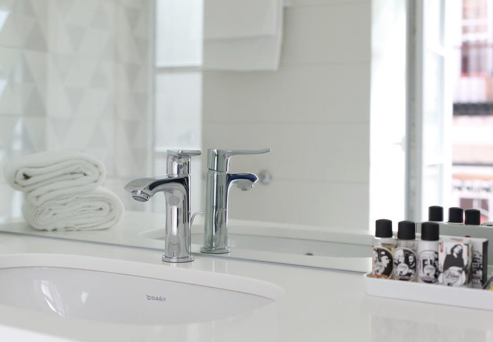 sink plumbing fixture bathroom bidet tap toilet countertop bathtub flooring ceramic