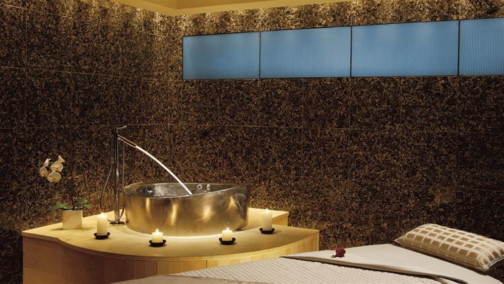 bathroom lighting bathtub flooring plumbing fixture