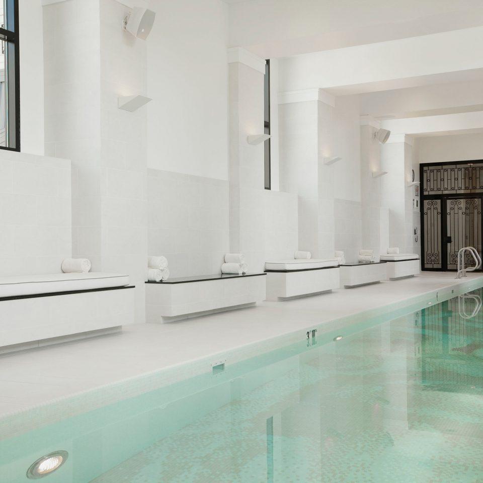 property bathroom flooring bathtub swimming pool tile