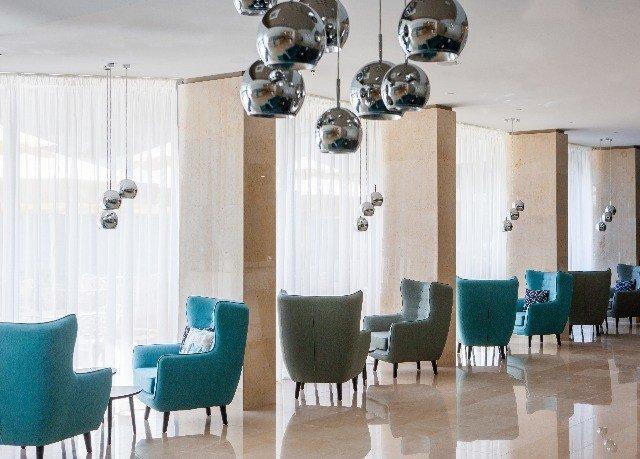 chair lighting blue curtain bathroom dining table