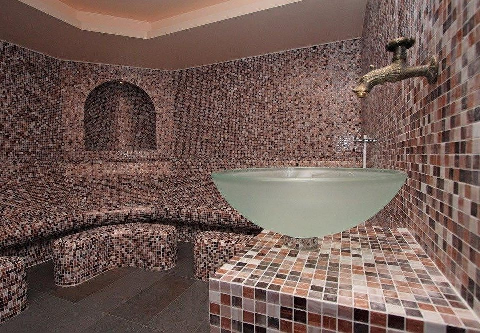 property flooring tiled tile brick bathroom stone