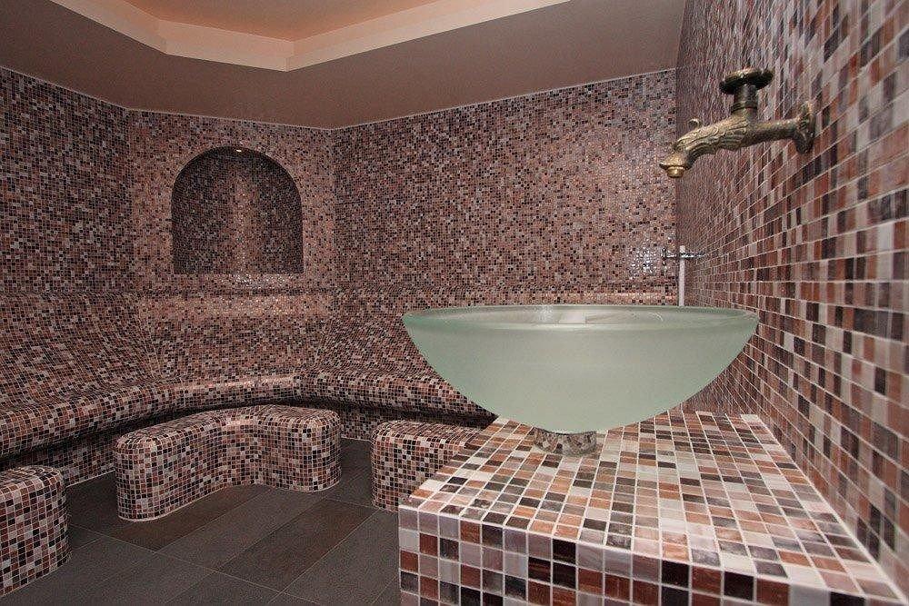 property flooring tiled tile brick bathroom stone