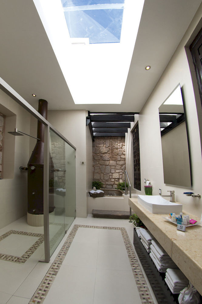 bathroom building property daylighting hall flooring office