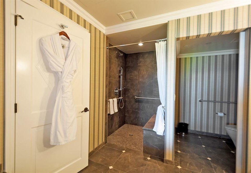 building property home bathroom door hall