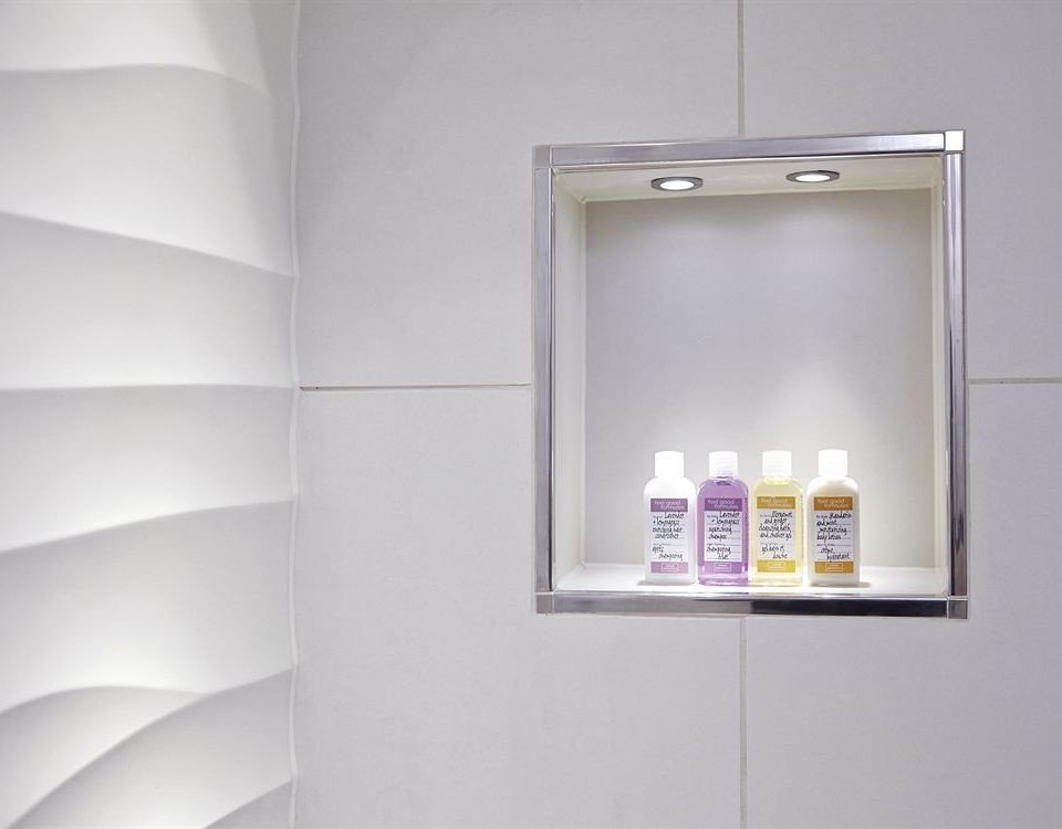 white lighting shelf bathroom cabinet cabinet