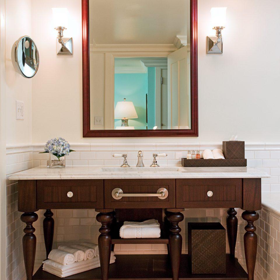 cabinetry bathroom hardwood home sink desk living room flooring