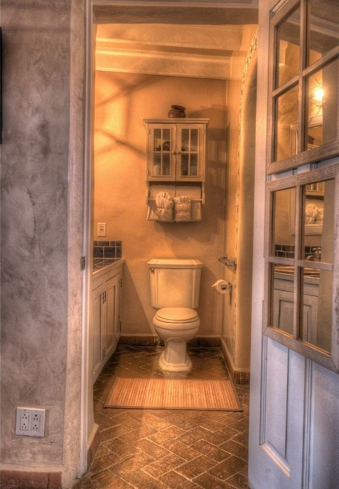 bathroom house home lighting hall mansion sink cabinetry door flooring living room tile tiled