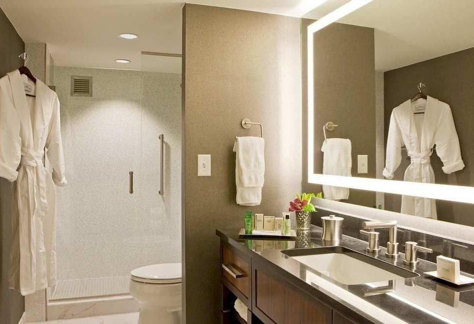 bathroom mirror sink property home cabinetry towel rack