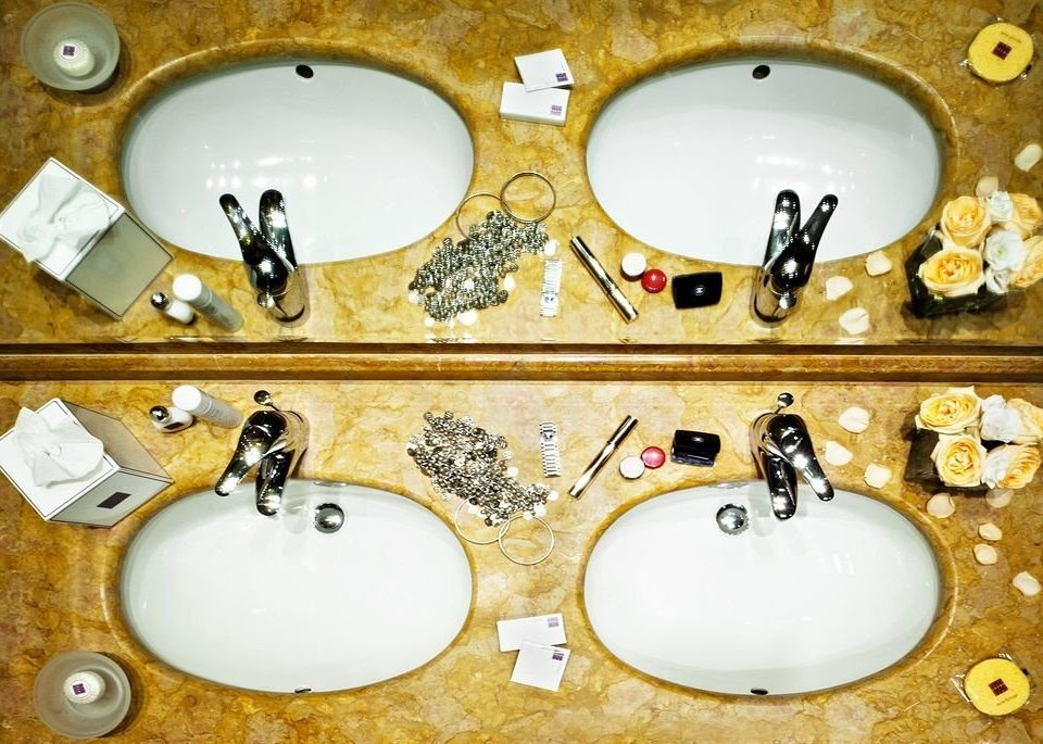 bathroom sink mirror earrings jewellery towel fashion accessory lighting items toilet glasses counter ceramic round