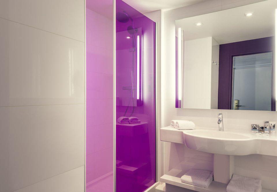 bathroom mirror sink property toilet white plumbing fixture clean