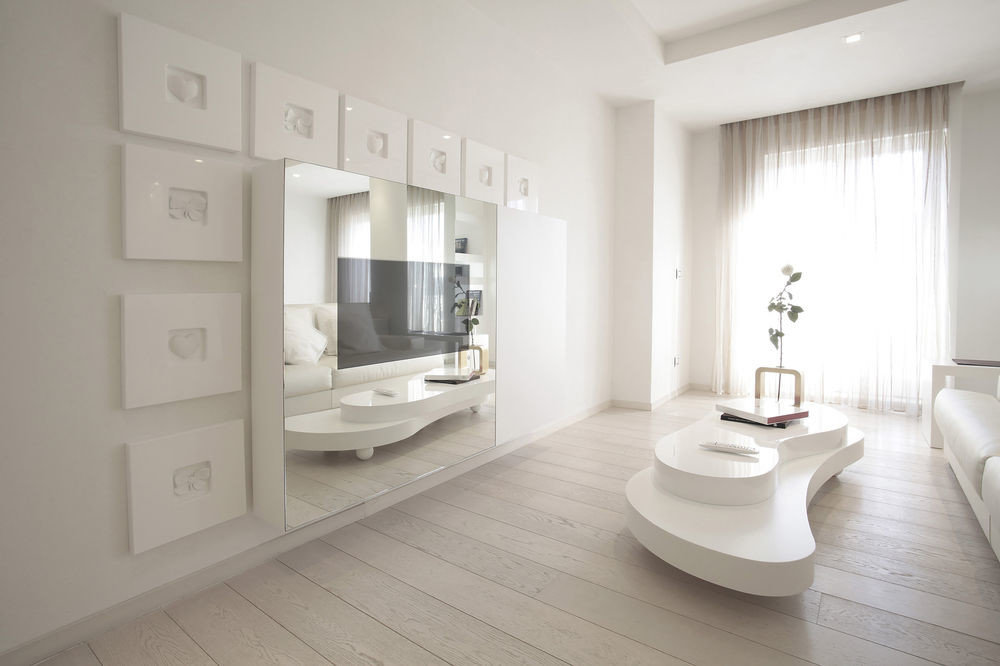 bathroom property white living room home flooring condominium