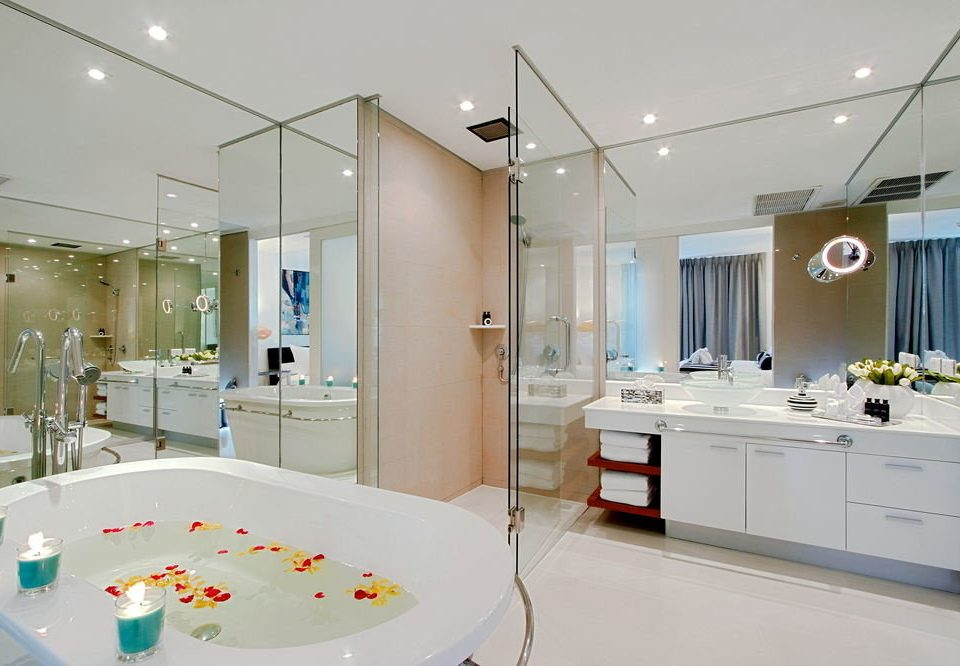 property sink bathroom white home lighting condominium