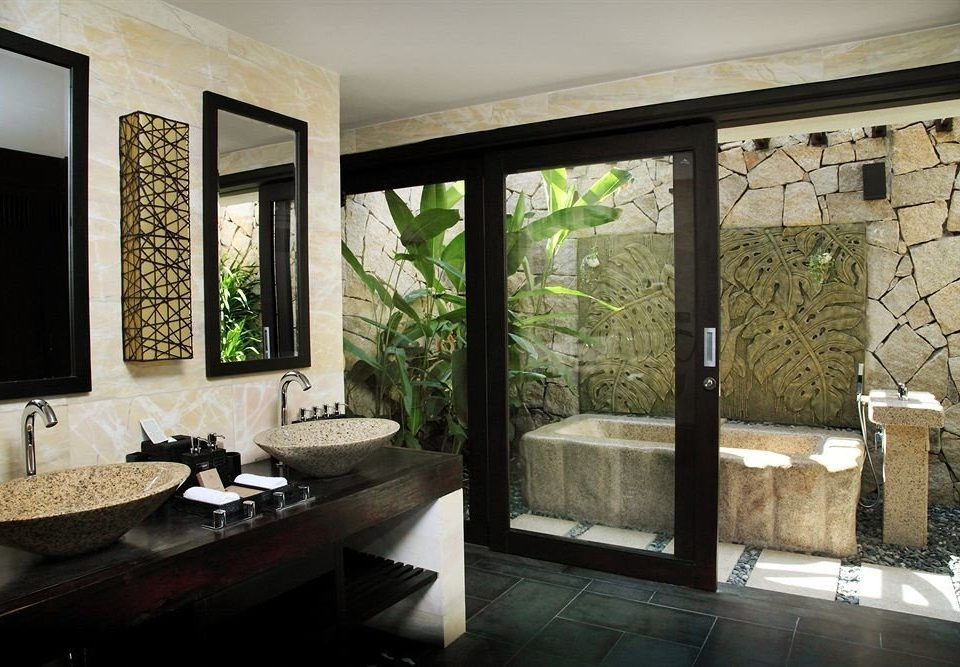 bathroom property home living room sink condominium stone
