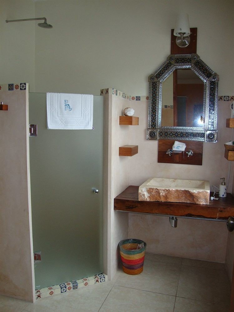 bathroom house property home sink cottage