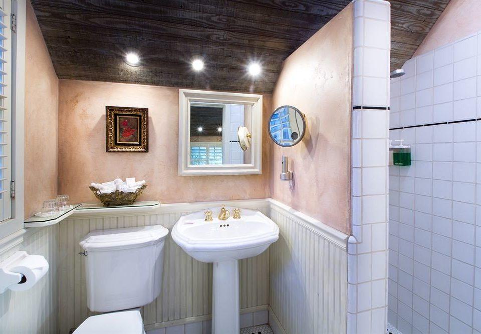 bathroom property sink house home cottage toilet public toilet plumbing fixture tile tiled