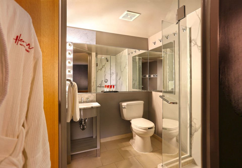 bathroom mirror property toilet home sink towel cottage