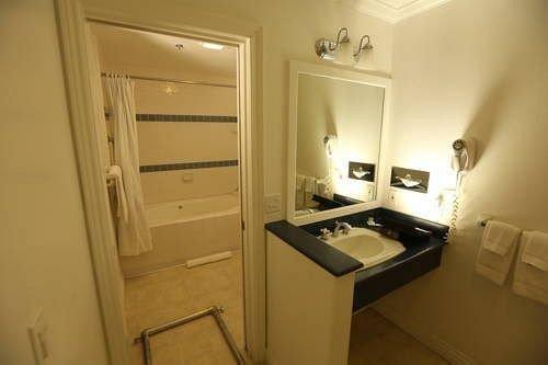 bathroom property home cottage sink open