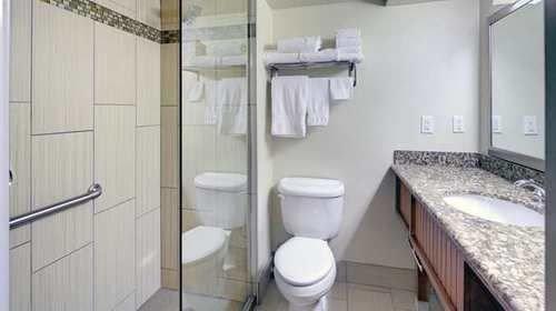 bathroom property toilet sink cottage