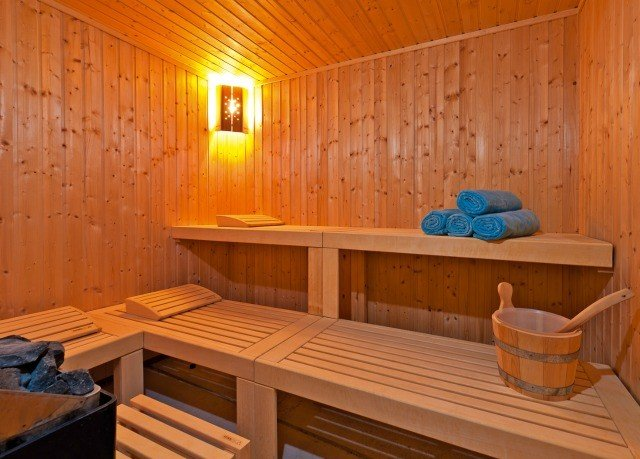 wooden swimming pool cottage sauna bathroom