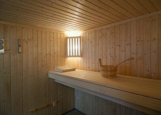 wooden swimming pool sauna cottage bathroom tub